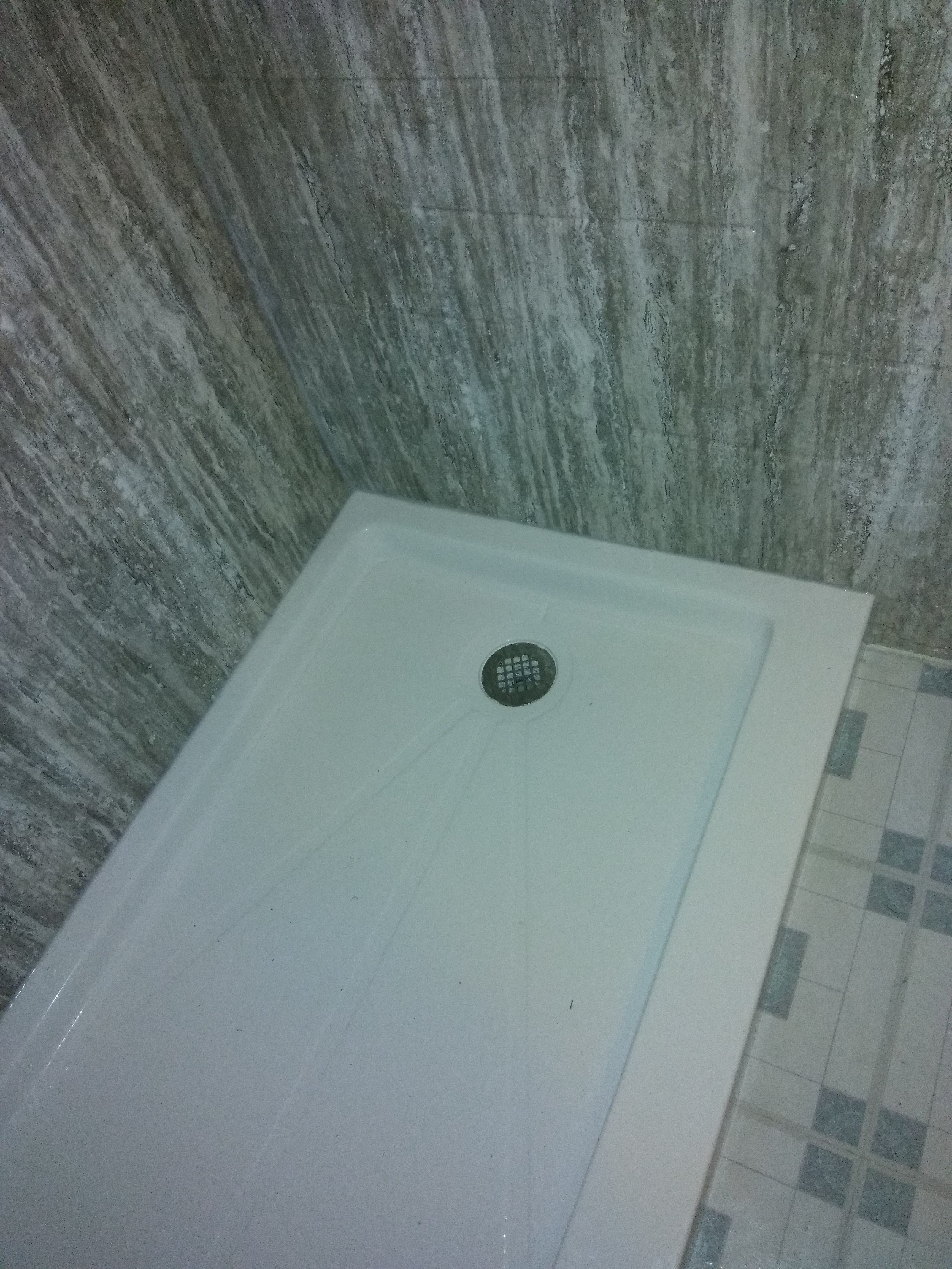 Tub to Shower - Toms River, New Jersey | New Jersey Remodeling ...