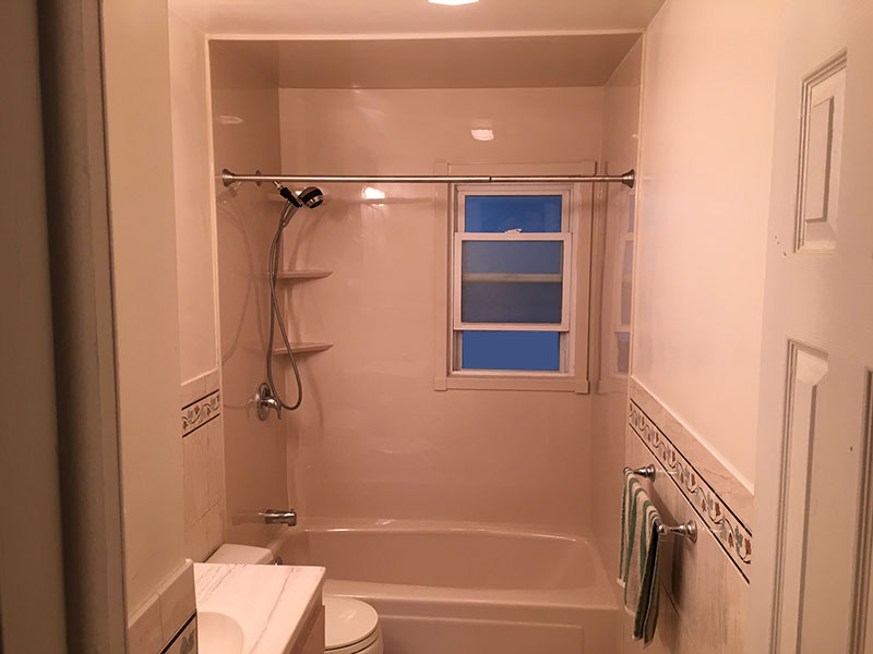 Project Bath Liner Vail Road Parsippany NJ New Jersey