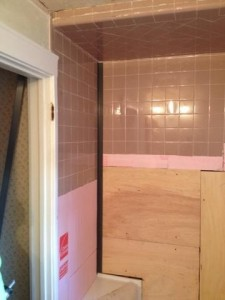 North Plainfield Tub to Shower During 02