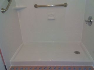 Tub To Shower In Hamilton NJ New Jersey Remodeling Contractors - Bathroom remodeling hamilton nj